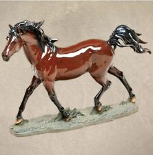 Big Sky Carvers Country Stonecast Arabian Horse MIB Sculpture Gift Boxed Western
