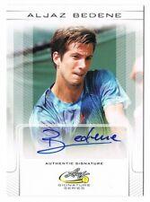 2017 Leaf Signature Series Tennis Autograph Auto #BA-AB1 Aljaz Bedene