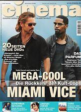 Cinema Nr.9 / 2006 (Nr.340) Miami Vice