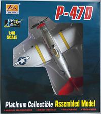"""Easy Model-p-47d us air force """"Consejo Hunter"""" 1:48 nuevo/en el embalaje original avión-modelo Plane"""