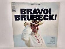 Bravo Brubeck The Dave Brubeck Cuarteto Columbia Disco de Vinilo lp1067