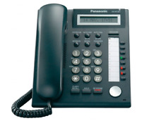 Refurbished Panasonic KX-NT321-B 8-Button Basic IP Proprietary Phone (Black)