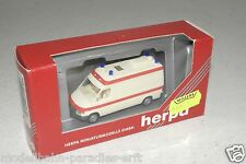 Herpa 1:87 H0  042857 Mercedes Benz T1N Medimobil OVP(E6788)