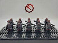 Star Wars Inferno Clones Custom Set 10 Minifigures Lot - USA SELLER