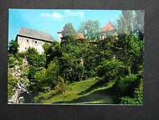 Alte Ansichtskarte Jugoslawien: Schloss Ozalj