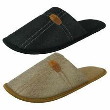 Mens Spot On Slippers
