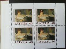 stamps/Latvia/Booklet/Artworks/2005