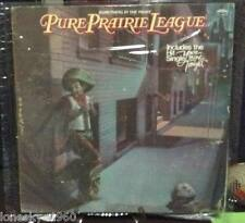 PURE PRAIRIE LEAGUE 'Something in the Night' RECORD/VINYL ALBUM