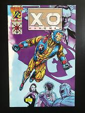 X-O Manowar #1/2 Wizard GOLD Variant Edition Comic Book. Scarce!