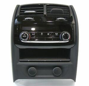 BMW CERAMIC AC CTRL panel rear cabin Cover Centre cosole G30 G31 F90 G32 017804