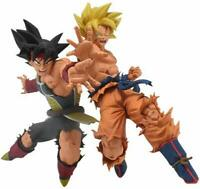 Dragon Ball super Toyotaro Kamehameha Son Goku/Gokou Bardock figure set Bandai
