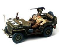 Tamiya 1:35 WWII US Willys Jeep MB 4x4 (1)