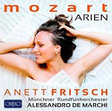 Anett Fritsch: Mozart Arias / De Marchi