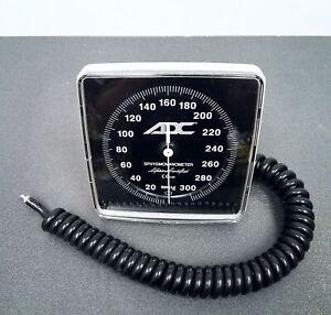ADC Wall Mount Aneroid Sphygmomanometer Blood Pressure Gauge - BP