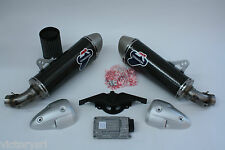 Kit Termignoni Racing Con Centr. e Filtro per Ducati Monster 696 Abs  96458510B