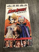 Mars Attacks (Vhs, 1997, Warner Brothers) Tested
