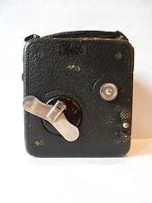 Pathe Motocamera 9,5 mm Filmkamera 1926 Jahr Original Kassette