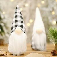 Christmas Faceless Gnome Santa Xmas Tree Hanging Ornament Doll Decor 19*7 cm Hot