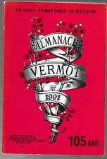 Almanach Vermot 1991