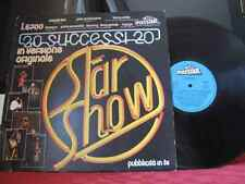 STAR SHOW-20 SUCCESSI ANNI '70, LP ITALY POLYSTAR 2475 527, EXC -, NEAR MINT
