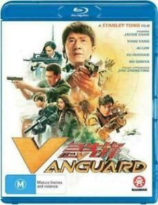 Vanguard Jackie Chan Blu-ray BRAND NEW Region B