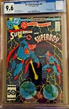 SUPERMAN - DC Comics Presents #87 CGC 9.6, 1985 1st app Superboy-Prime!