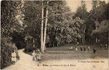 CPA  Poix - La Pelouse du Jeu de Paume     (514851)