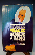 Voltaire Candide & Zadig - Paperback, 1962 - (D 123)