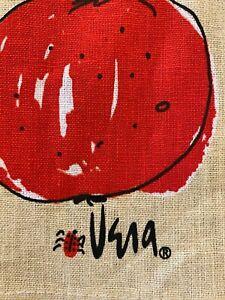 #21160 Vera tea towel, veggies, cotton/linen PRETTY!