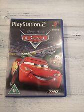 Disney Pixar Cars on PlayStation 2 (PS2)