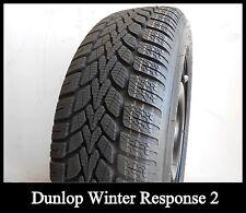Winterräder auf Stahlfelgen Dunlop WiRes 185/65R15 88T Renault Clio 4 ab 10/2012