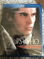 American Psycho (Blu-Ray, Uncut Version) Christian Bale/Reese Witherspoon New