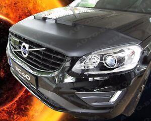 BONNET BRA for VOLVO XC60 Mk1 2013-2016 STONEGUARD PROTECTOR TUNING Auto-Bra