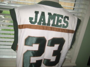 MENS LeBron James Limited Edition St. Vincent Mary high School JERSEY sz 52 NWOT
