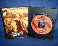 German War Documentary (DVD, 2006, Special Edition) Mint Disc•No Scratches•USA