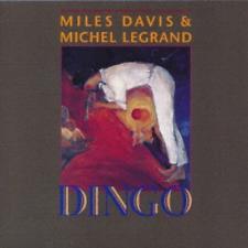 MILES DAVIS & MICHEL LEGRAND-DINGO-JAPAN SHM-CD C15
