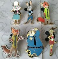 Zootopia Booster Set and AMC Stubs Theaters Choose a Disney Pin