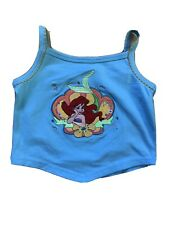 Disney Store Little Mermaid Top For Girls Age 5-6yrs