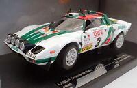 Sunstar 1/18 Scale 4625 - Lancia Stratos HF Rally 3rd Rallye Maroc 1976 #3
