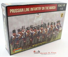Strelets Set 174 - Prussian Infantry on the March - Napoleonic - 1/72 Scale