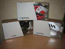 adidas GLITCH FG WHITEOUT BLACKOUT football boots very rare  BRAND NEW UK 9,5