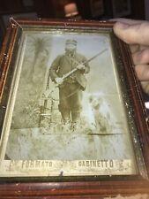 civil war soldier photo