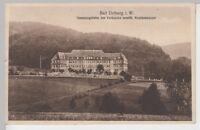 (104461) AK Bad Driburg i.W., Genesungsheim d. Verbandes wesfäl. Krankenkassen,