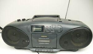 SAMSUNG RCD-995 BOOMBOX CD RADIO CASSETTE PLAYER BOOMBOX Free UK Shipping