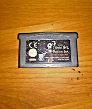 L'ETRANGE NOEL DE MONSIEUR JACK -  Game Boy Advance / GBA SP / DS