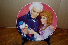 A Gift From Godfather 1979 Collector'S Plate By Viletta China Nutcracker Ballet