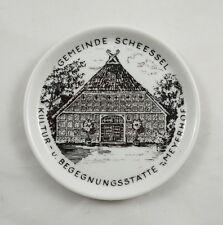 """Gemeinde Scheessel - Kultur- und Begegnungsstätte """"Meyerhof"""" Untersetzer Keramik"""