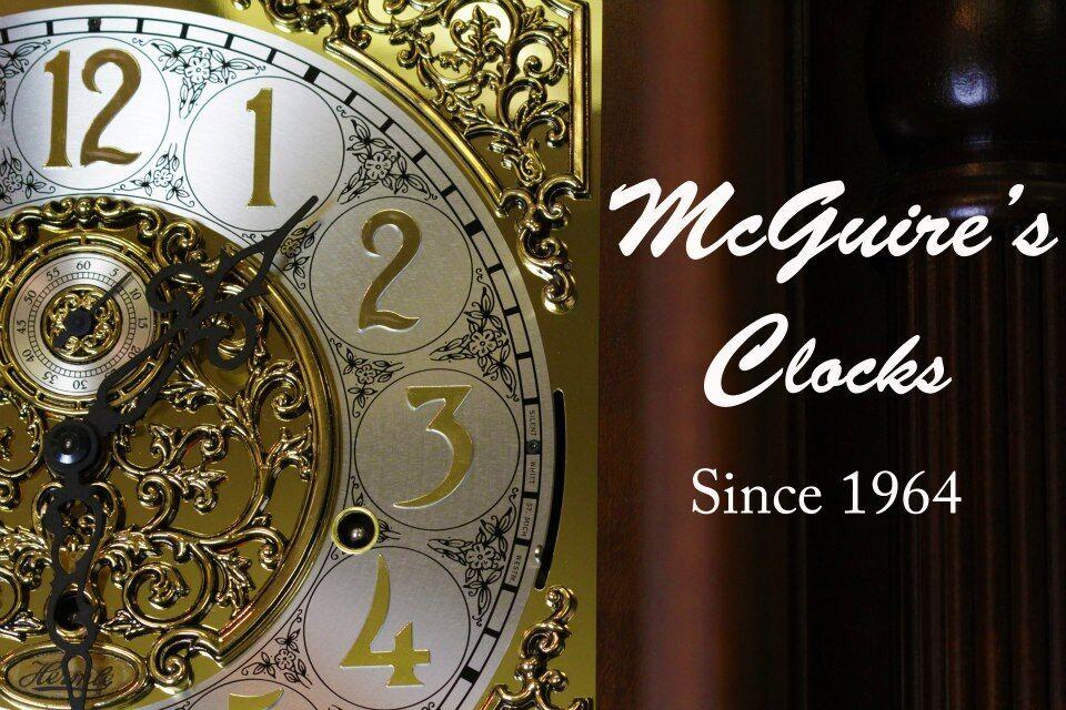 McGuires Clocks
