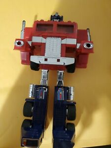 Optimus Prime CAB Vintage Hasbro G1 Transformers Action Figure