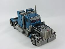 Nightwatch Optimus Prime TRANSFORMERS Movie 2007 Leader Class electronic WORKS